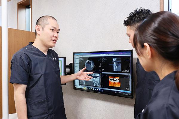 歯の神経を守る治療